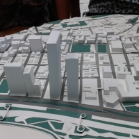 Maquetas de Urbanismo