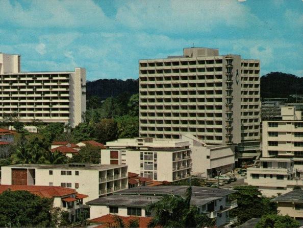 Hoteles Continental y Panamá